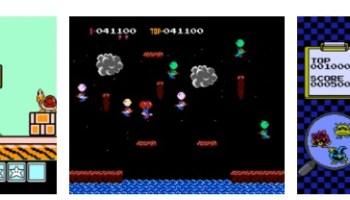 Nintendo Switch Online Games