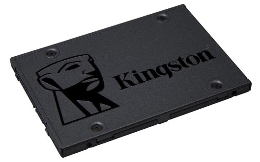 """Kingston SSD A400 - Disco duro sólido de 120 GB (2.5"""", SATA 3)"""