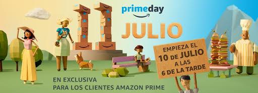 Selección de las mejores ofertas del Prime Day 2017 en Amazon España