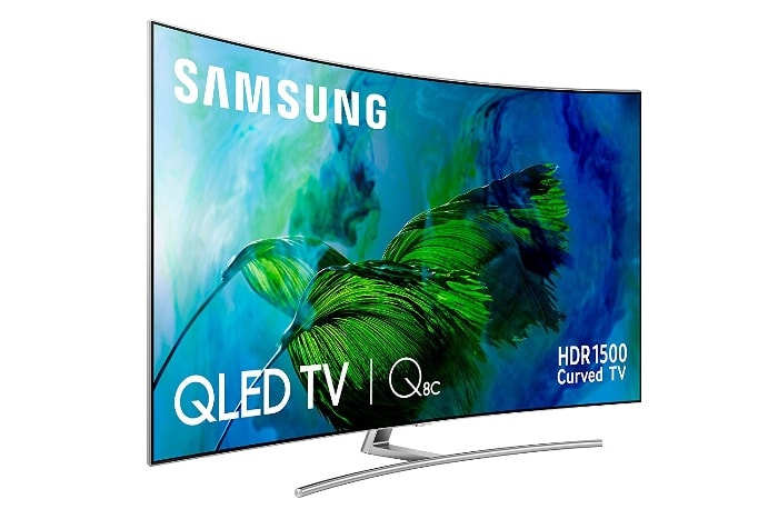 """Samsung 65Q8C -TV QLED 65"""""""