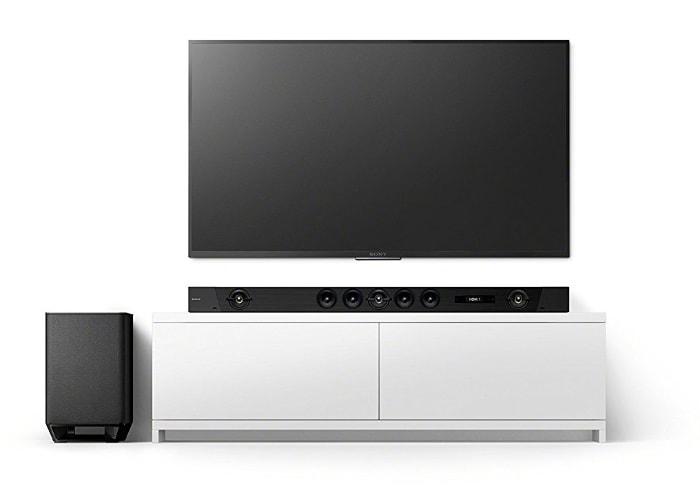 Las mejores barras de sonido que puedes comprar: Sony HT-ST5000 - Barra de sonido