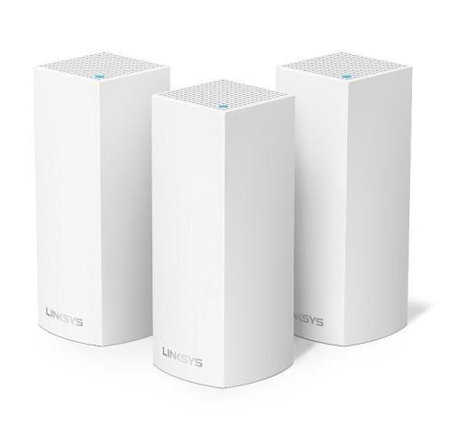 Linksys Velop -Sistema Wi-Fi en malla para todo el hogar