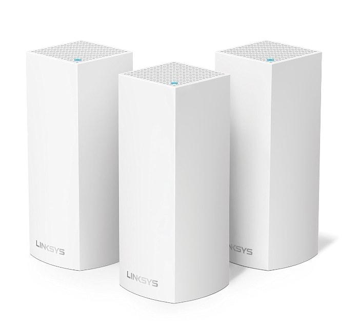 Los mejores routers WIFI Mesh: Linksys Velop -Sistema Wi-Fi en malla para todo el hogar
