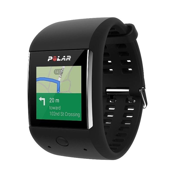 Polar M600 - Reloj deportivo + Smartwatch Android Wear