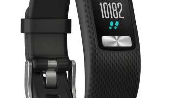 Garmin Vivofit 4 - Reloj Fitness Rastreador, Unisex