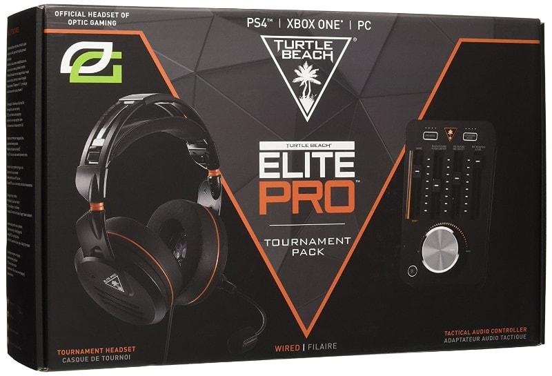 Los mejores auriculares con estética gaming:Turtle Beach Elite Pro Tournament