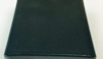 Cargador AUKEY PA-Y10 con una entrada USB-C y otra USB-A