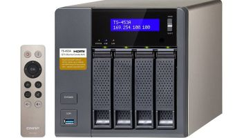 QNAP TS-453A Dispositivo NAS