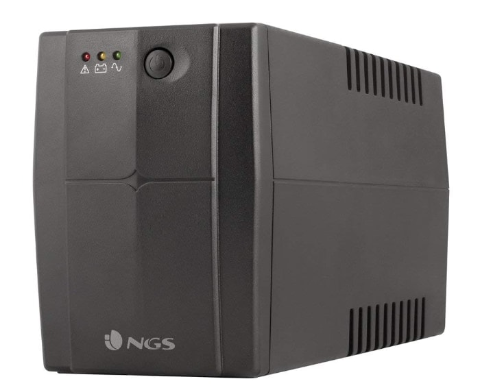 NGS FORTRESS900V2 - Sistema de alimentación ininterrumpida por menos de 50 euros