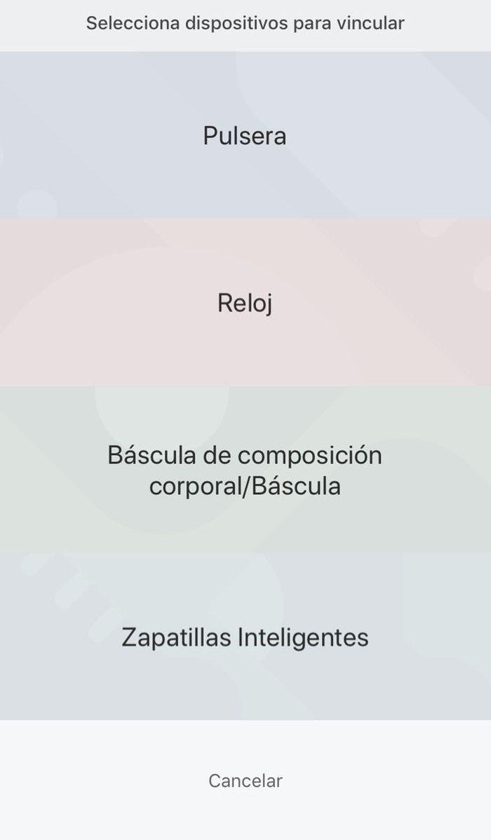 Xiaomi mi Band 3 instrucciones configuración 4