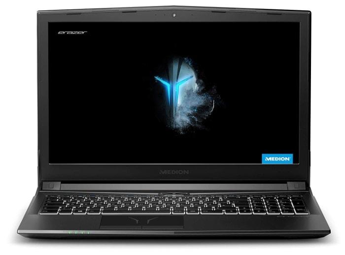 """Medion P6705 - Ordenador portátil de 15.6"""" FullHD"""