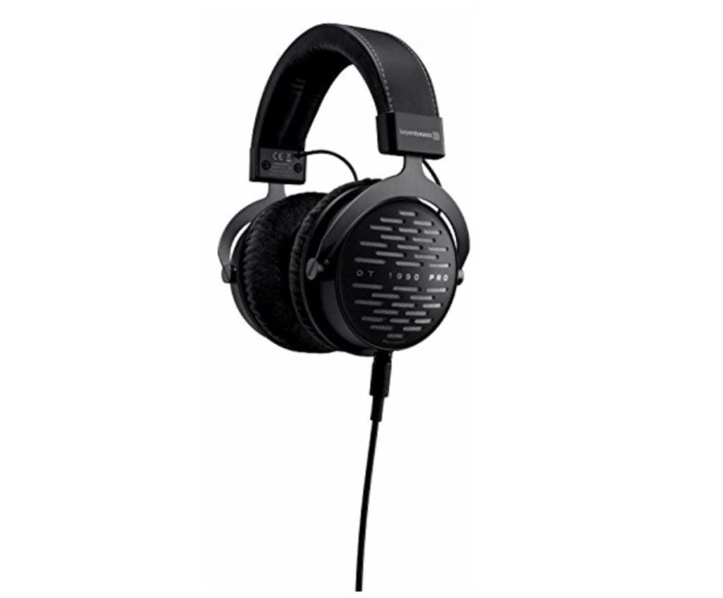 Los mejores auriculares over-ear para profesionales: Beyerdynamic DT 1990 PRO