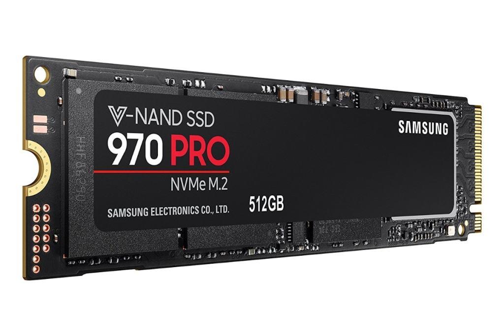 Samsung 970 Pro: el mejor SSD NVMe M.2