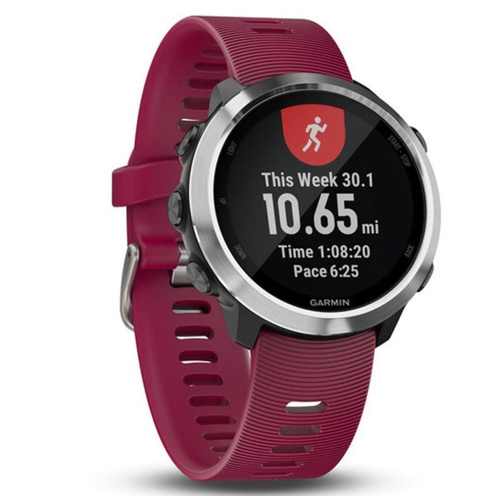 ¿Quieres saber cuáles son los mejores smartwatches que vas a poder comprar por calidad precio? Garmin Forerunner 645 Music