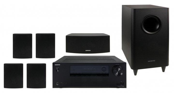 Onkyo HT-S3800 - Sistema Audio 5.1