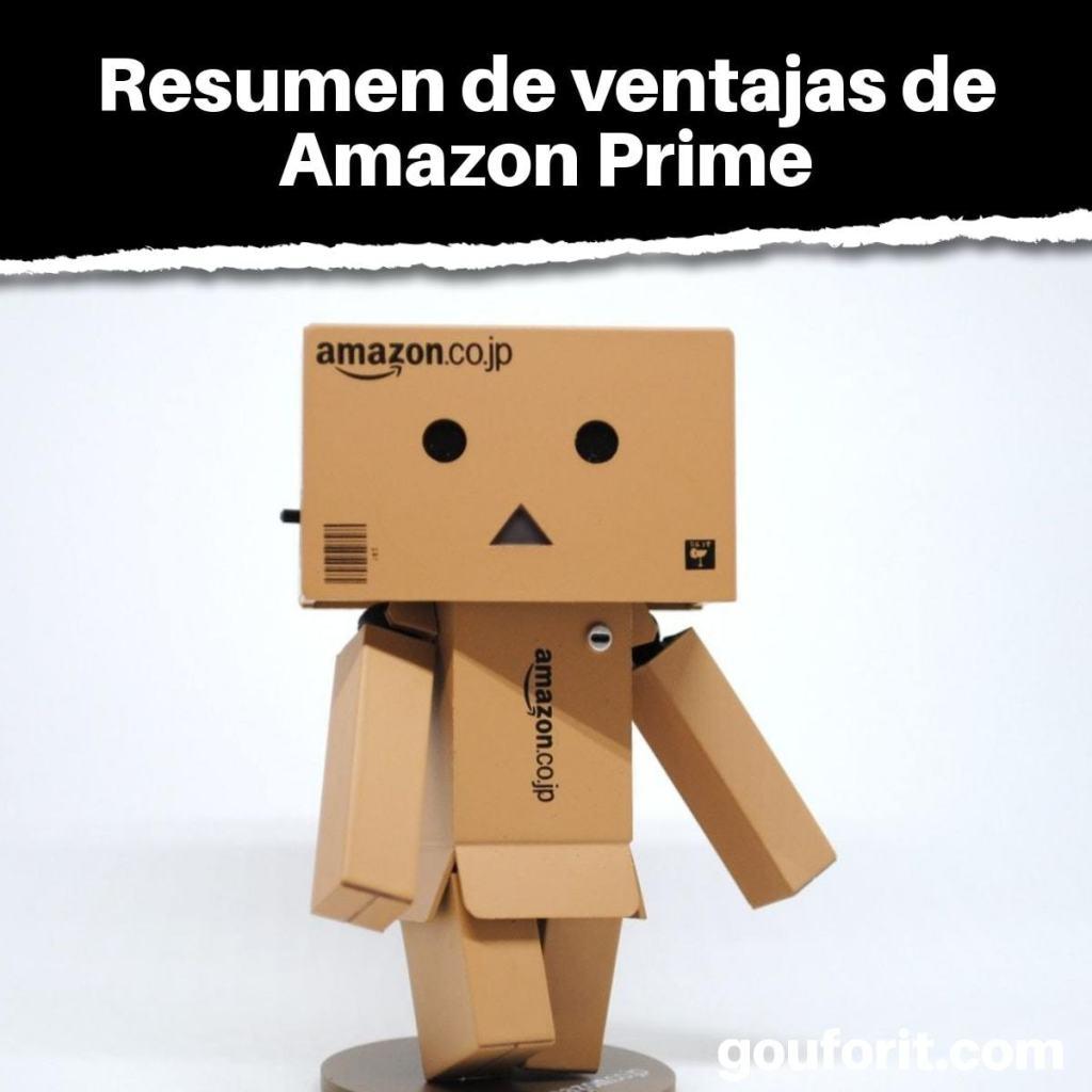 151fa9d3f ¿Cómo podemos conseguir envíos gratis en Amazon España? Con Amazon Prime  (ventajas y precio)