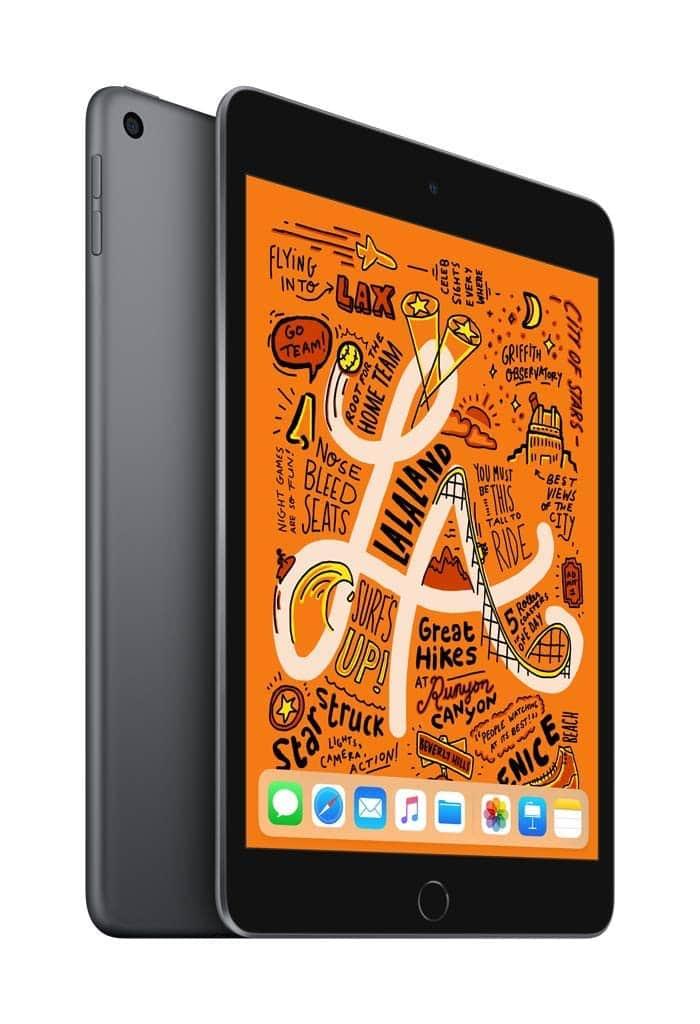 mejores tablets por calidad precio que puedes comprar: iPad mini 2019