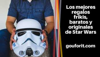 "regalos frikis, baratos y originales de Star Wars: ""May the Force be with you"""