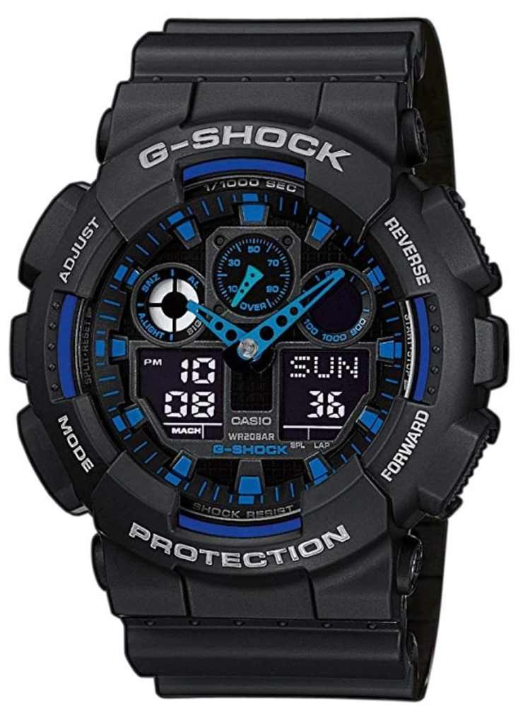 Casio G-Shock GA-100-1A