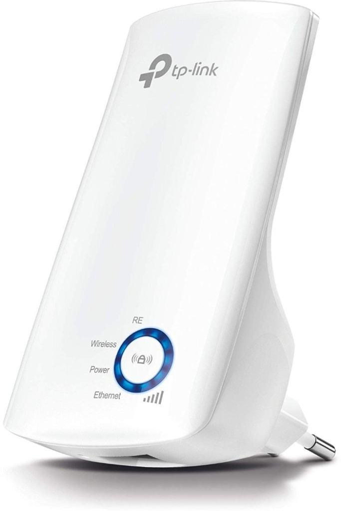 TP-Link TL-WA850RE - Repetidor de red Wifi de 300 Mbps - Una gran opción realmente barata