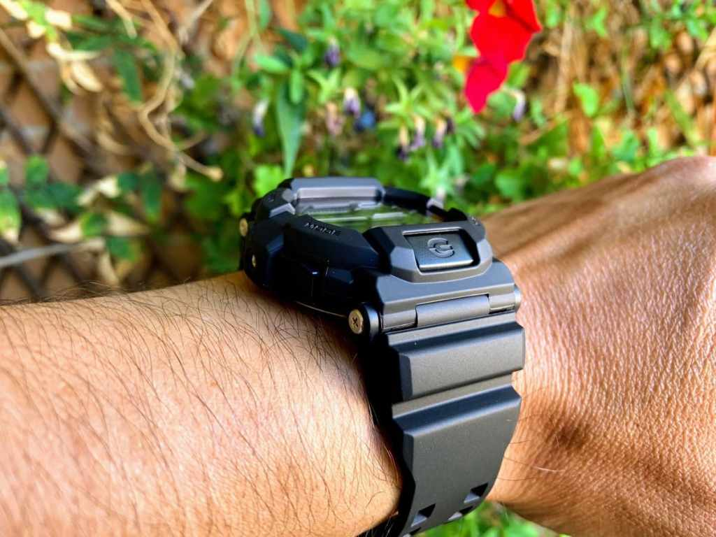 Casio G-Shock GD-350-1BER - Review y opinión