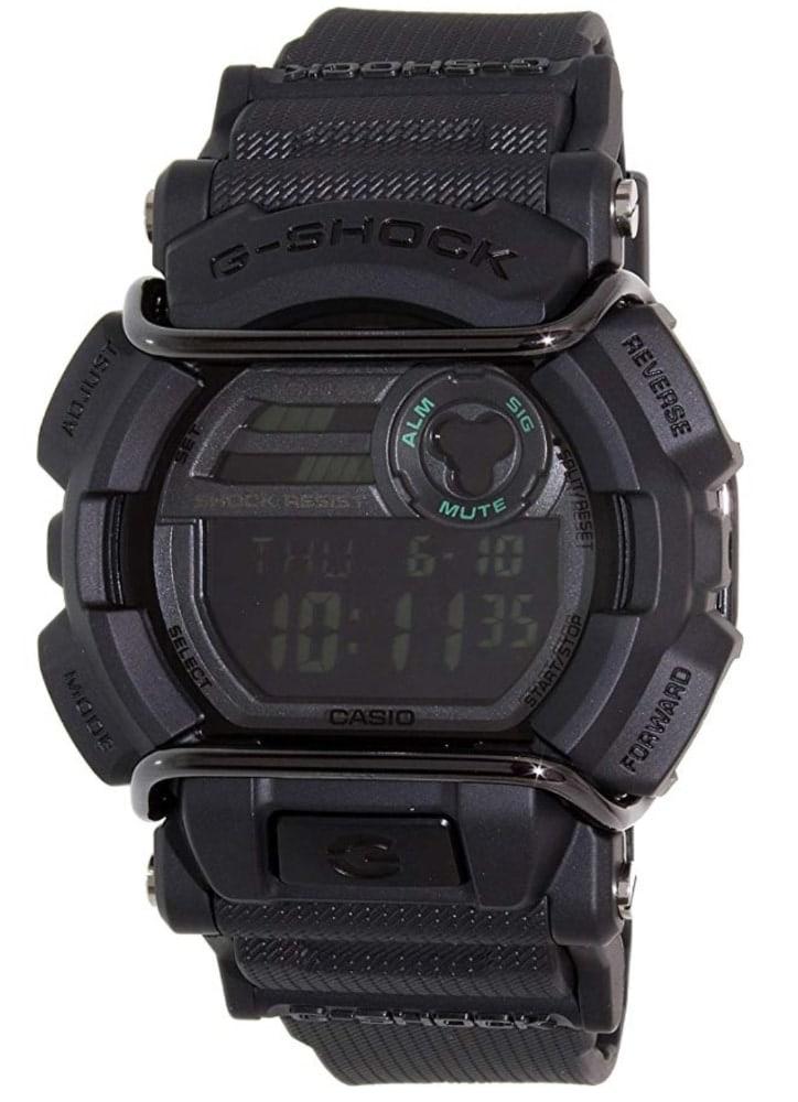 Casio G-Shock GD400MB-1: un reloj con una protección extra