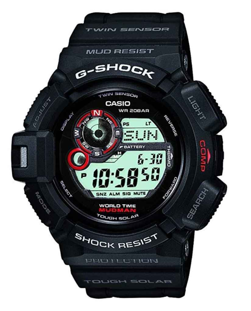 Casio G-Shock G-9300 Mudman
