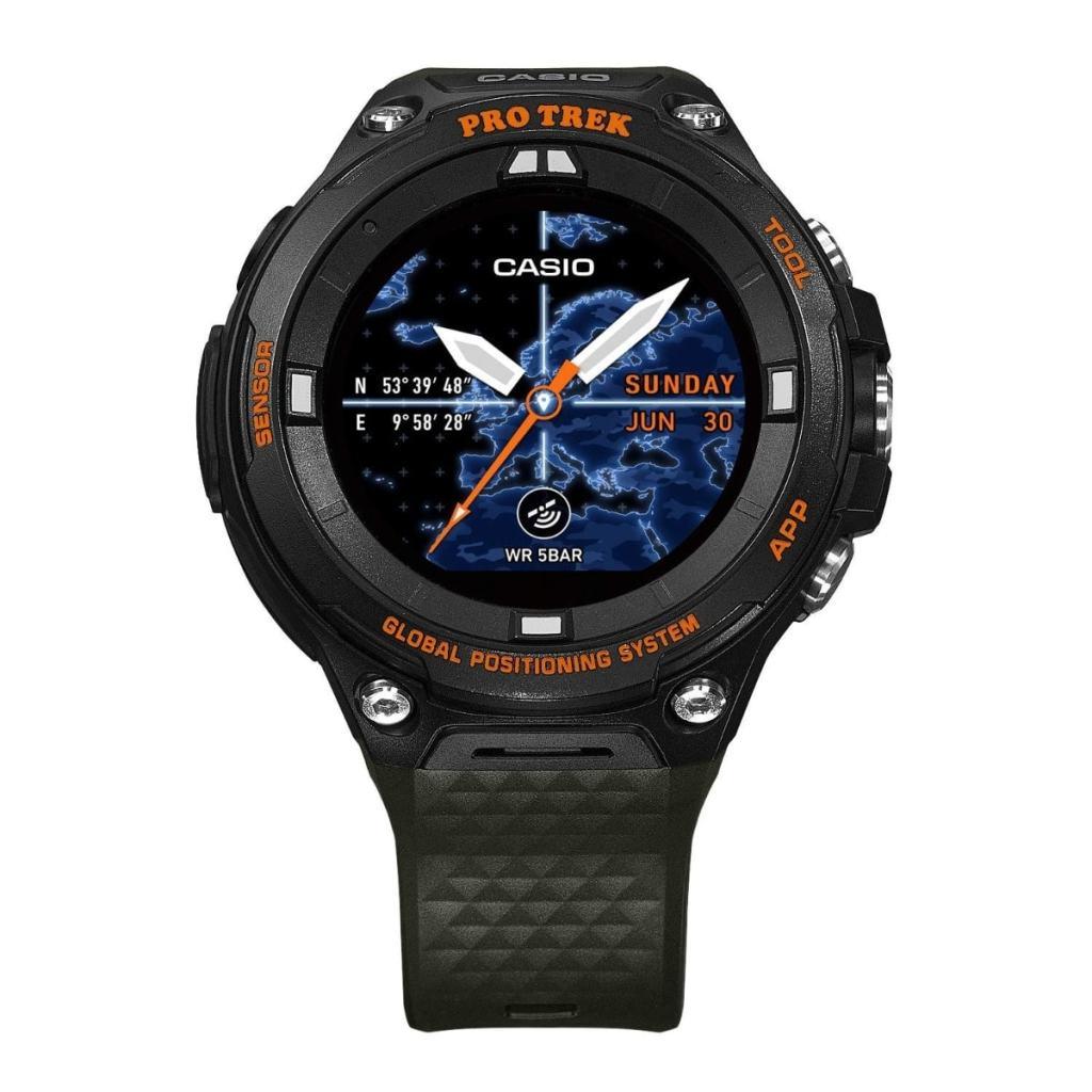 Reloj Casio WSD-F20A-GNBAE ProTrek Smart