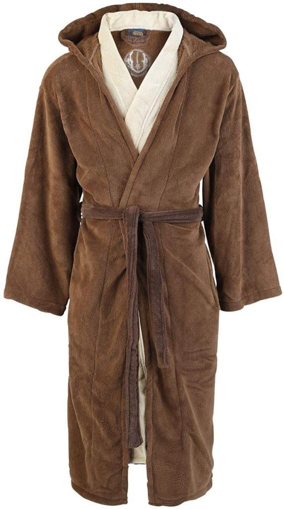 Albornoz de ducha Jedi