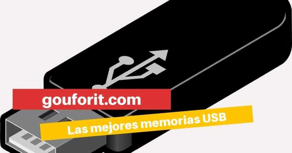 Las mejores memorias USB