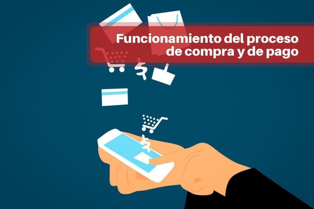 Funcionamiento del proceso de compra y de pago