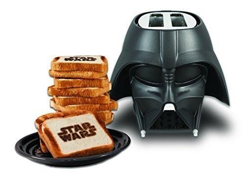 Tostadora de Darth Vader