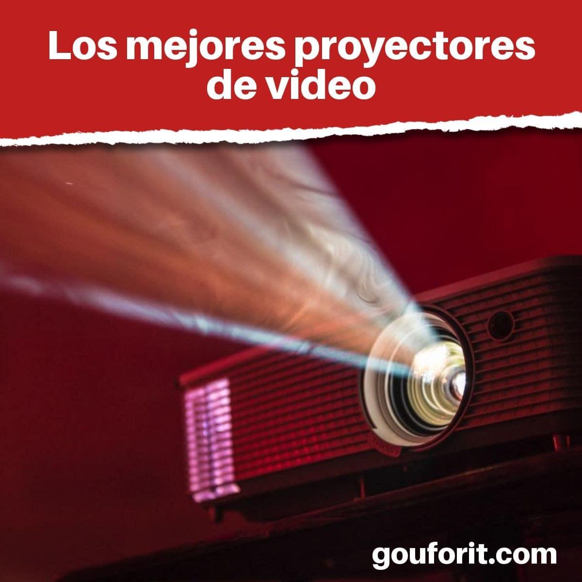 Los mejores proyectores de video: el cine en casa al alcance de tu mano