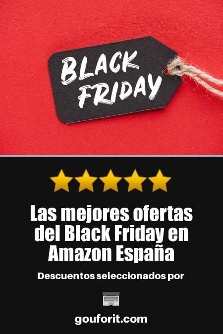 Las mejores ofertas del Black Friday en Amazon España