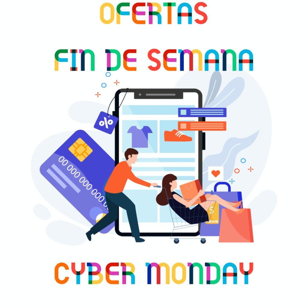 Ofertas del fin de semana del Cyber Monday