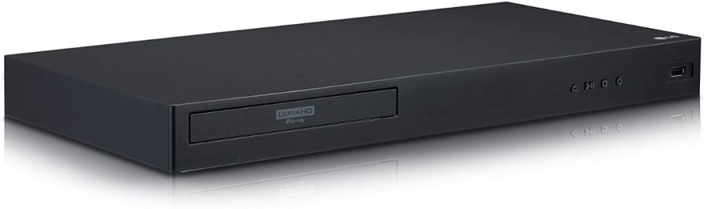 LG UBK90 - Reproductor de BLU-Ray