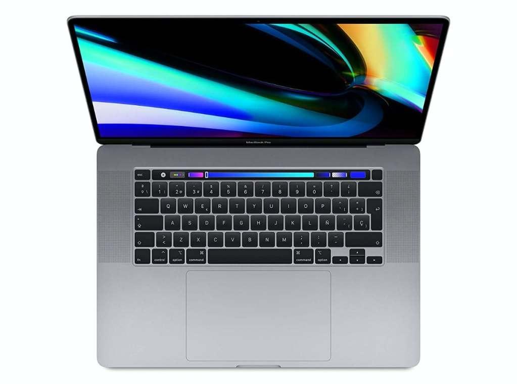 "Apple MacBook Pro de 16"" con Touch Bar"