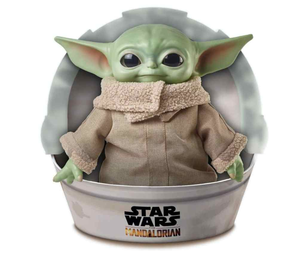 Star Wars Baby Yoda de la serie The Mandalorian