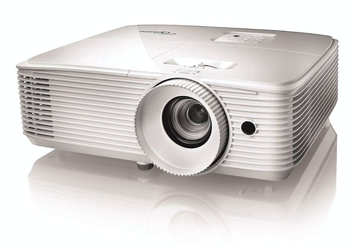 OPTOMA TECHNOLOGY HD27e - Proyector Gaming Home Cinema Full HD 1080p