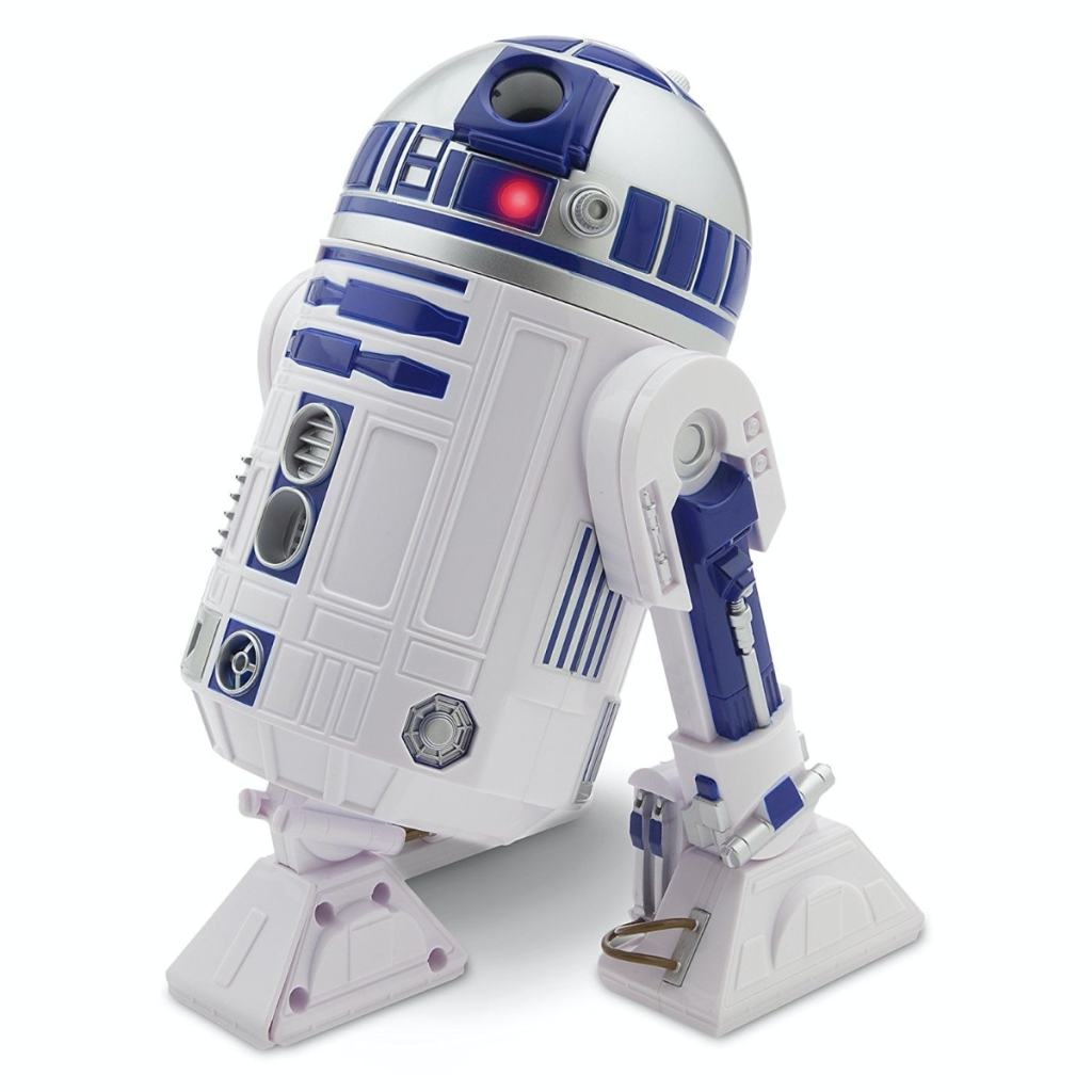 Figura de R2-D2 interactiva
