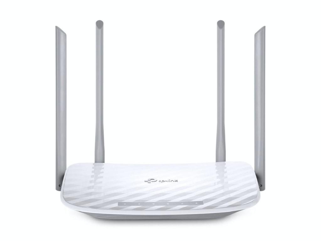 TP-Link Archer C50 - Router inalámbrico de doble banda, 1200 Mbps