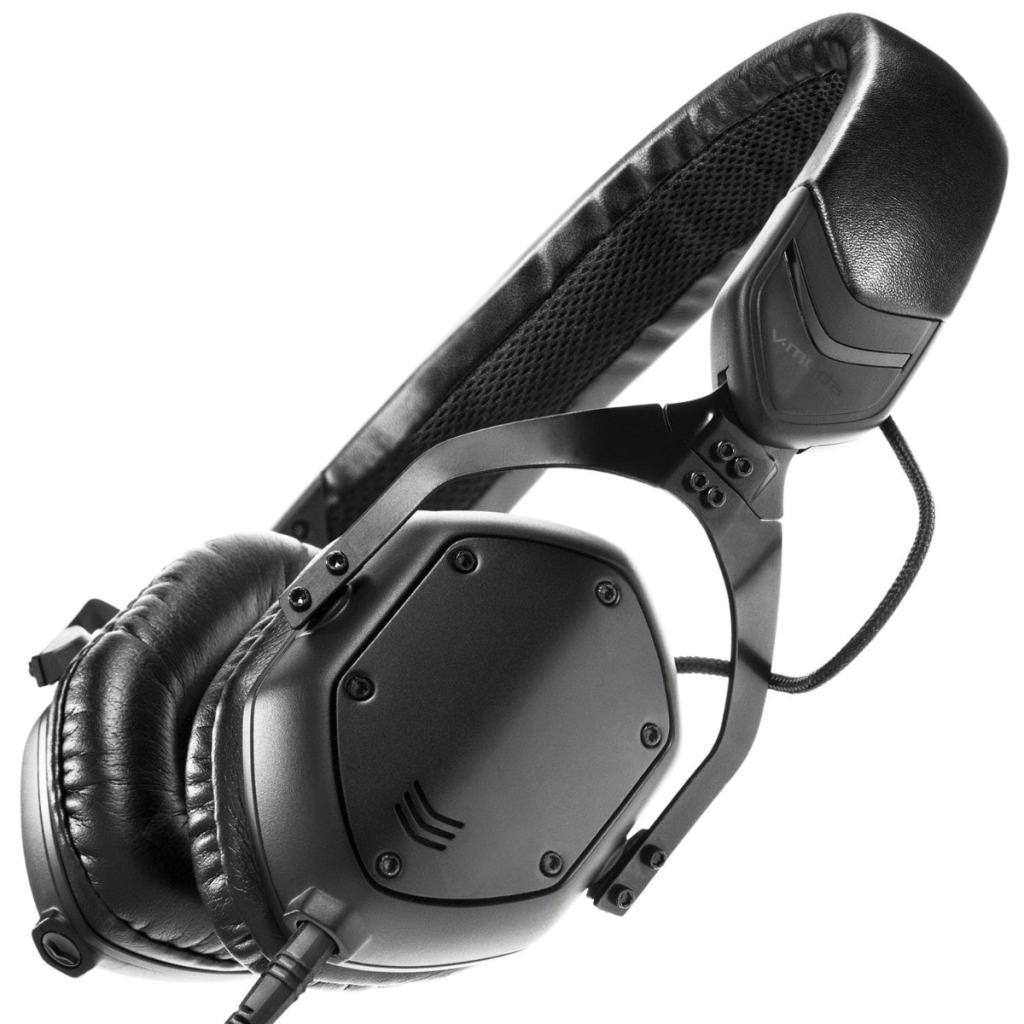 Los mejores auriculares on-ear por fabricación y sonido: V-MODA XS