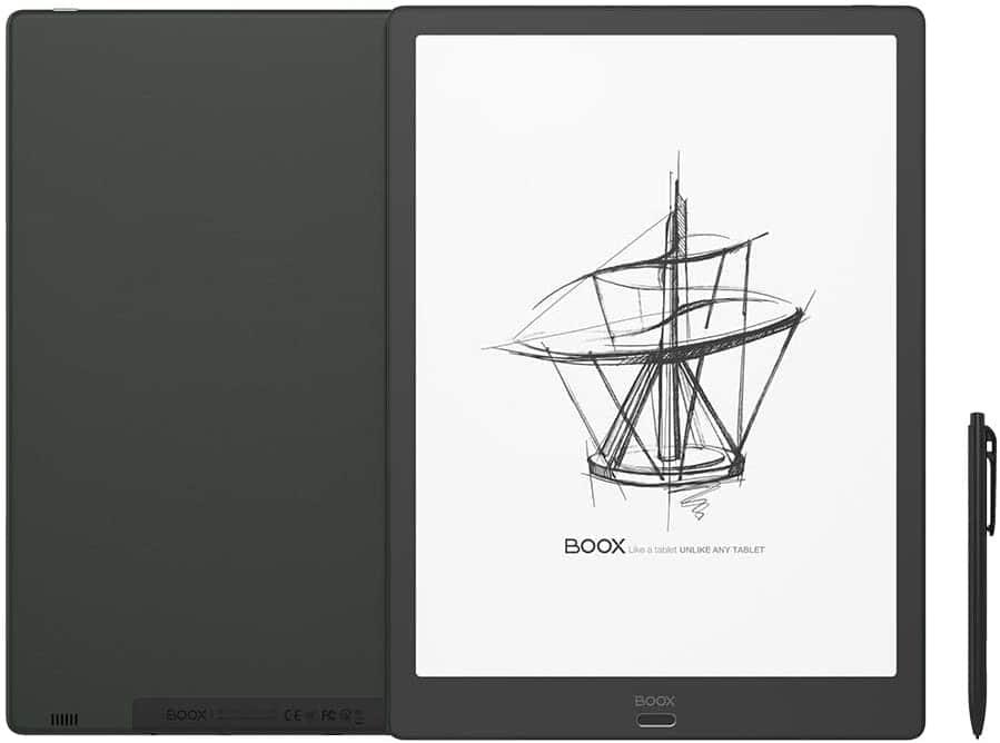 """BOOX Max3 - Lector eBooks de 13.3"""""""