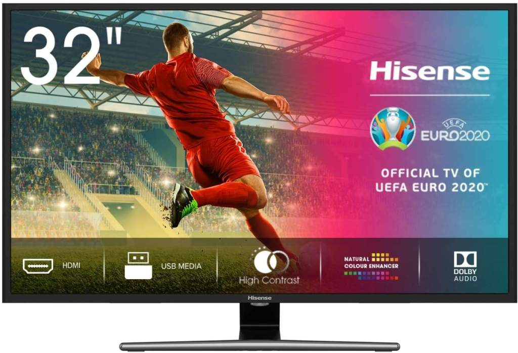 Hisense HD TV H32A5800 - Smart TV Resolución HD