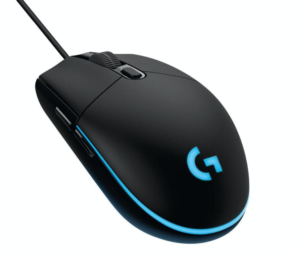 Logitech G203 Prodigy Ratón Gaming con cable, 8000 DPI