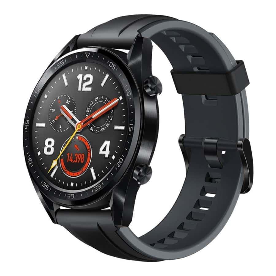 Huawei Watch GT Sport - Reloj (TruSleep, GPS, monitoreo del ritmo cardiaco)