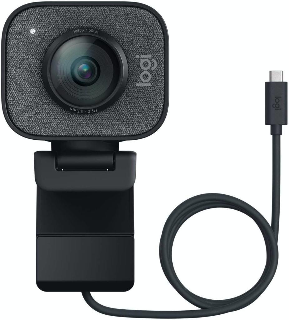Logitech StreamCam - Full HD 1080p a 60 fps