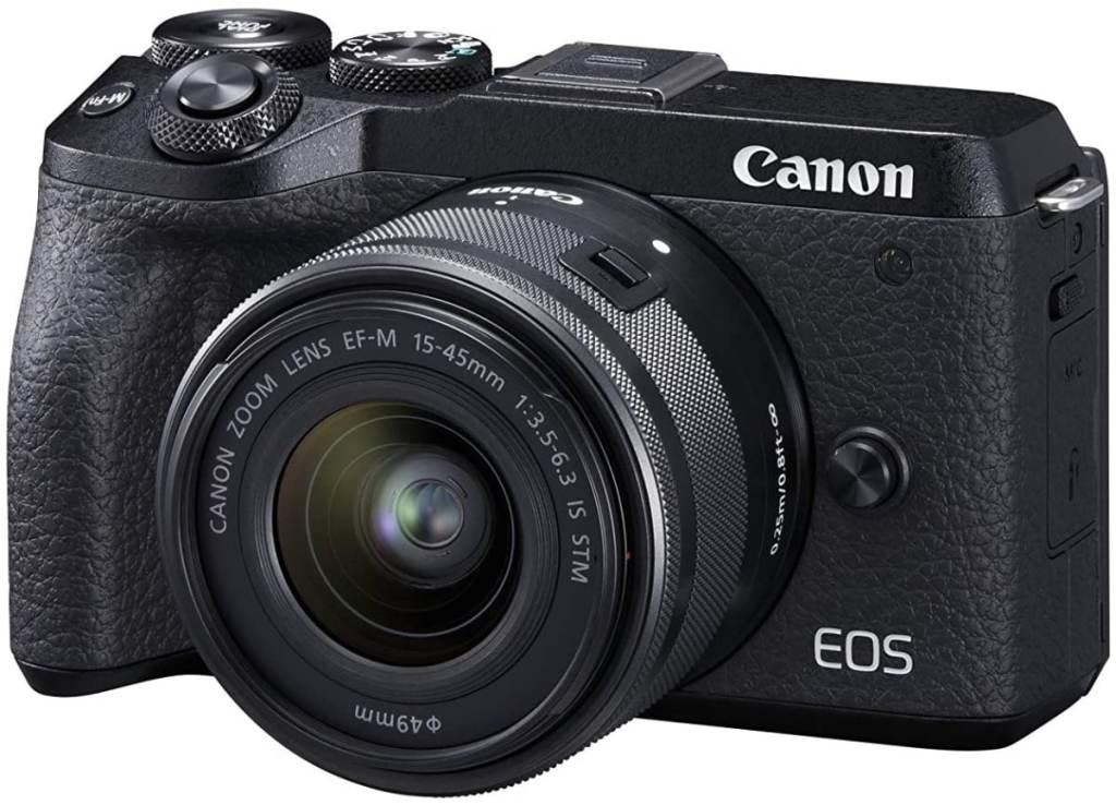 Canon EOS M6 Mark II - Perfecta para grabar vídeos de viaje