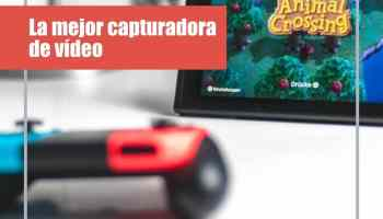 La mejor capturadora de vídeo para PC, PS4, Xbox One X y Nintendo Switch