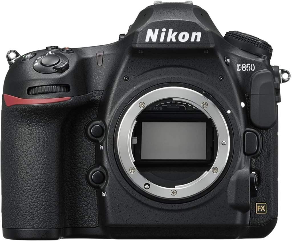 Nikon D850 - La DSLR para grabar vídeo de manera profesional
